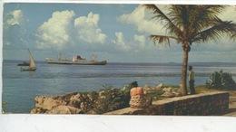 Madagascar - La Rade De Majunga (cp Vierge N°209 Opticam Cp Vierge) Voilier Bateau Navire - Madagascar