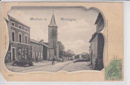57 MONTOIS LA MONTAGNE  Vue Sur Le Village - Autres Communes