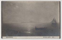 5414 Painter Aivazovsky (Ayvazian) Capri - Pittura & Quadri