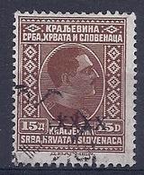 180030985  YUGOSLAVIA  YVERT  Nº   201 - 1919-1929 Kingdom Of Serbs, Croats And Slovenes