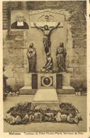 MALONNE- Tombeau Du Frère MUTIEN-MARIE -Serviteur De Dieu- Avec Effigie-  Scans Recto Verso- Paypal Free - Sonstige