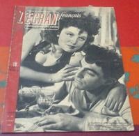 L'Ecran Français N°36 Mars 1946 Cocteau La Belle Et La Bête,Ingrid Bergmann,Madeleine Sologne Eric Von Stroheim - Libros, Revistas, Cómics
