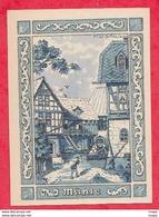 Allemagne 1 Notgeld 50 Pfenning Stadt Rehmen (RARE) Dans L 'état Lot N °3160 - [ 3] 1918-1933 : République De Weimar
