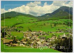 DOLOMITI     S.  VIGILIO  DI  MAREBBE   M. 1201      (VIAGGIATA) - Italia