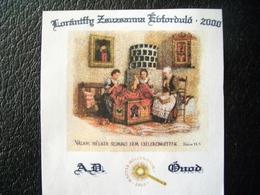Hungary, Millennium, Lorantffy Zsuzsanna, 2000, Ónod - Ungheria