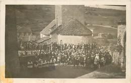 CARTE PHOTO BLANOT EGLISE - Autres Communes