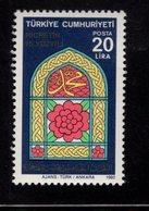 703536322 TURKEY 1980 POSTFRIS MINT NEVER HINGED POSTFRISCH EINWANDFREI SCOTT 2153 REGINA - 1921-... République