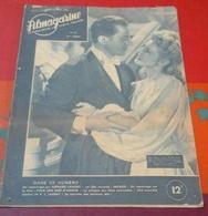 Filmagazine N° 13 Juin 1946 Musique Et Cinéma Auric La Belle Et La Bête,Thiriet Visiteurs Du Soir,  Faucon Maltais - Livres, BD, Revues