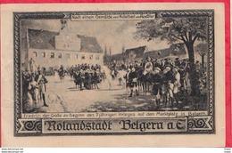 Allemagne 1 Notgeld 50 Pfenning Rolandstadt Belgern état Lot N °3163 - [ 3] 1918-1933 : République De Weimar