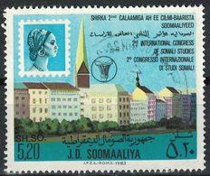 Somalie 1983 Oblitéré Used 2è Congrès International Des études Somaliennes - Somalie (1960-...)