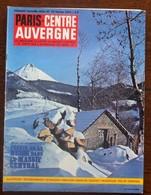 PARIS CENTRE AUVERGNE N°19 FEVRIER 1972 RIOM BOZOULS LA MORT DU COCHON PEYNET ... - Turismo Y Regiones