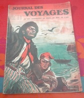 Journal Des Voyages N°17 Juin 1946  Guy Des Cars Edouard Peisson René Thomasset - Books, Magazines, Comics