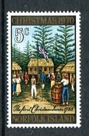 Norfolk Island 1970 Christmas MNH (SG 120) - Norfolk Island