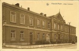 """CP De Flémalle-Haute """" L'Hotel Communal """" - Flémalle"""