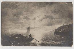 5420 Painter  Aivazovsky (Ayvazian) Dnipro Night - Pittura & Quadri