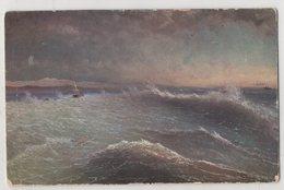 5420 Painter  Aivazovsky (Ayvazian) Surf - Pittura & Quadri