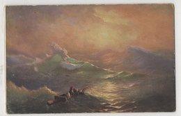 5420 Painter  Aivazovsky (Ayvazian) The Ninth Wave - Pittura & Quadri