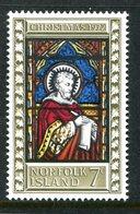 Norfolk Island 1972 Christmas MNH (SG 127) - Ile Norfolk