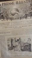 LA PRESSE ILLUSTREE 442 - 16 SEPTEMBRE 1876. BALKANS BULGARIE BULGARIA. CONSTANTINOPLE TURQUIE TURKEY - Journaux - Quotidiens