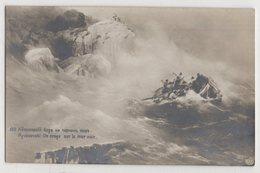 5421 Painter Aivazovsky (Ayvazian) Storm On The Black Sea - Pittura & Quadri