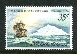Norfolk Island 1973 Captain Cook Bicentenary - 3rd Issue MNH (SG 129) - Norfolk Island