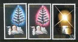 Norfolk Island 1973 Christmas Set MNH (SG 130-132) - Ile Norfolk