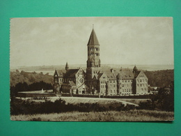Clervaux Abbaye St Maurice Abdij Van Sint-Maurice En Sint-Maur - Clervaux