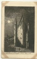 75 CPA Paris Gravure Eau Forte Prison Du Temple  PLXII UP Graveur - France