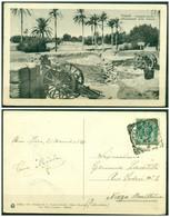 CARTOLINA - V8597 COLONIE ITALIANE TRIPOLITANIA 1911 Cartolina Illustrata (Tripoli Cannoni Turchi Abbandonati - Libye