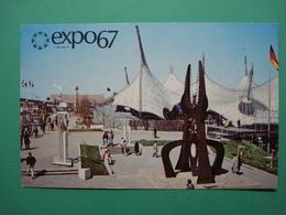 Montreal Expo 67 - Montreal