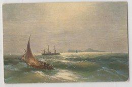 5429 Painter Aivazovsky (Ayvazian) Black Sea - Pittura & Quadri
