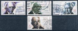 DDR Michel-Nr. 3091-3094 Gestempelt Tagesstempel - Usati