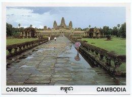 CAMBODIA/CAMBODGE - SIEM REAP ANGKOR VAT - Cambogia