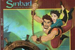 SINBAD - La Légende Des 7 Mers - Comics