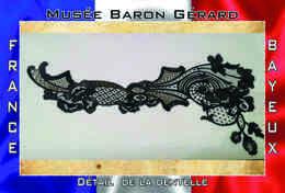 Carte Postale, REPRODUCTION, Musée Baron Gérard, BAYEUX (part 2 = 25 CP), Calvados, Normandie, France - Museum