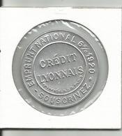 Timbre Monnaie Du Crédit Lyonnais - Autres
