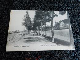 Rochefort, Route De Han, Ed. G. Emans-Desseille, Non Circulée  (T6) - Rochefort