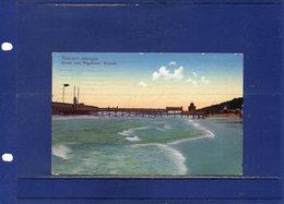 ##(ROYBOX1)- Postcards - Latvia -  Riga,   Gruss Vom Rigaschen Strande - Used 1912 - Lettonia