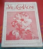 La Vie à La Campagne N°39 Mai 1908 Concours Hippique Au Grand Palais,Ferme Du Manet,Culture Du Bégonia - Books, Magazines, Comics