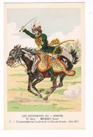 Uniforme.Empire.  MURAT.  Illustrateur.L.....( T.u.188) - Uniformes