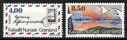 EUROPA-CEPT 1995 - Groenland - 2 Val Neufs // Mnh - 1995