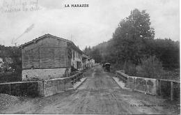51 LA HARAZEE BOIS DE L ARGONNE   EN 1915  2 SCANS - France
