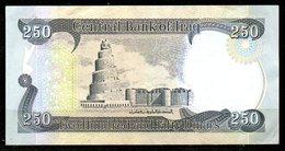 IRAK. 9 Billets De 250 Dinars. - Iraq