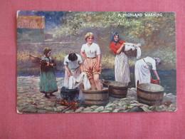 Females Highland Washing  Ref 3135 - Europe