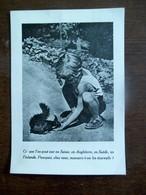 Oude Postkaart  Croix Bleue  De La Jeunesse - Croix-Rouge