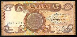 IRAK. 5 Billets De 1000 Dinars. - Iraq