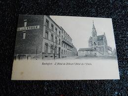 Rochefort, L'Hôtel De Ville Et L'Hôtel De L'étoile, Non Circulée  (T6) - Rochefort