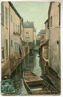 CPA - Carte Postale - France - Amiens - La Rue Des Coches - 1911 (SV6924) - Amiens
