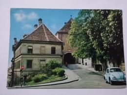 KOV 336 - ZAGREB, Flamme, AUTO VW - Croatia