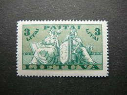 Lietuva Litauen Lituanie Litouwen Lithuania # 1934 MNH # Mi. 401 - Lituanie